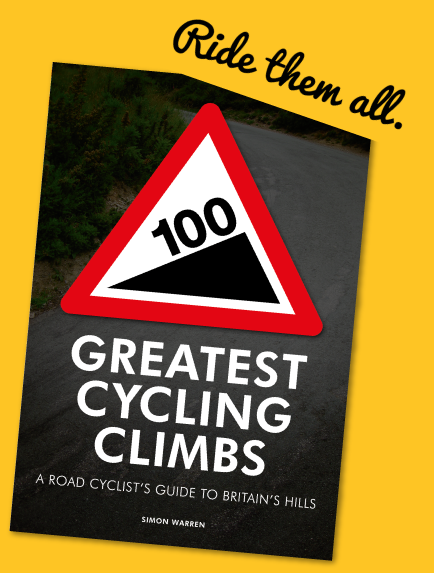 100 greatest cycling climbs: Ride them all.